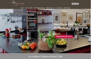 site internet alain cirelli